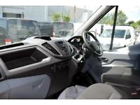2015 Ford Transit 2.2 TDCi 350 L3H3 Panel Van RWD RWD 5dr Diesel white Manual