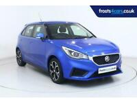 2019 MG MG3 5dr 1.5VTi-Tech Excite Apple Car play A/C Rear Parking Sensors Hatch