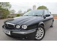 JAGUAR X-TYPE SE 2.5 V6 AWD SALOON*FULL CREAM LEATHER*ALLOYS*LOVELY CONDITION*