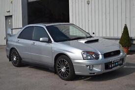 2003 Subaru Impreza 2.0 WRX 4dr
