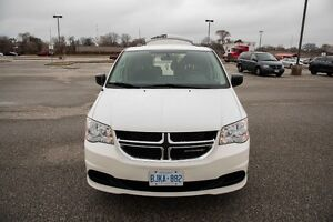 2012 Dodge Grand Caravan. Handicap/lift &scooter