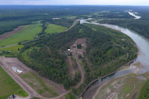 0.08 Acre Lot for Lease in Clearwater County