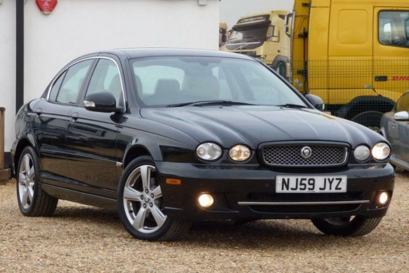 2009 Jaguar X-Type 2.2 D SE 4dr | in Peterborough ...