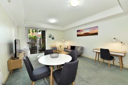 FULLY FURNISHED 1 BED. $720 p/w ALL BILLS - (Car park option)