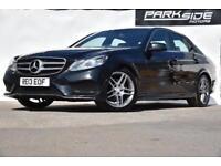 2013 Mercedes-Benz E Class 2.1 E220 CDI AMG Sport 7G-Tronic Plus 4dr