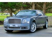 2017 Bentley Mulsanne 6.8 V8 Mulliner Driving Spec 4dr Auto