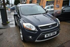 GOOD CREDIT CAR FINANCE AVAILABLE 2011 61 FORD KUGA 2.0TDCi 163ps 4x4 TITANIUM