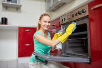 Femme de menage professionnelle / Professional cleaning lady