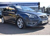 GOOD CREDIT CAR FINANCE AVAILABLE 2007 57 FORD FOCUS 2.5 ST-2
