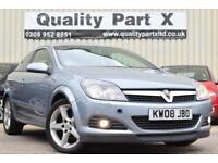 2008 Vauxhall Astra 1.7 CDTi 16v SRi Sport Hatch 3dr