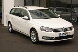 2014 Volkswagen Passat 1.6 TDI BlueMotion Tech Executive 5dr (start/stop)