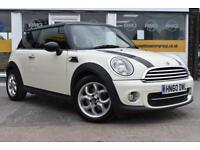 2010 60 MINI MINI HATCH 1.6TD COOPER D GOOD AND BAD CREDIT CAR FINANCE AVAILABLE