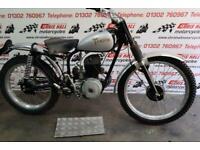 1954 Tandon 200 Trials.