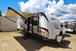 2013 Sprinter 266RBS
