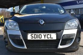 2010 10 RENAULT MEGANE 1.5dCi DYNAMIQUE TOM TOM GOOD AND BAD CREDIT CAR FINANCE