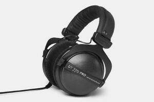 Beyerdynamic DT 770 Pro - 80 Ohm All Black Limited Edition