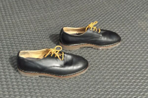 Mens Leather Shoes by Roots - Never Worn - Brand New
