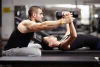 Personal training with membership!