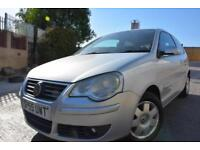 VOLKSWAGEN POLO S 1.4 3 DOOR*SERVICE HISTORY*IDEAL FIRST CAR*2 OWNERS*LONG MOT*