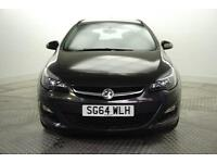 2014 Vauxhall Astra DESIGN CDTI ECOFLEX S/S Diesel grey Manual