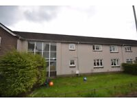Two double bedroom unfurnished property with open views in Penicuik area of Midlothian