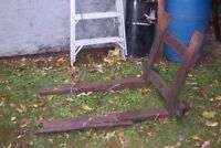 3 point hitch forks