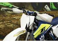 Husqvarna TC 250 Motocross Bike (2 Stroke)
