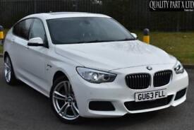 2013 BMW 5 Series Gran Turismo 2.0 520d M Sport GT 5dr