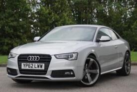 2012 Audi A5 2.0 TDI Black Edition 2dr