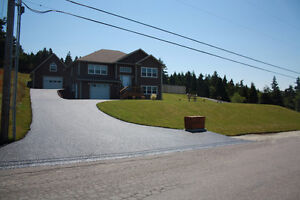 Executive Home On 1/2 Acre Lot In CBS