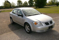2006 Pontiac G5 SEDAN SAFETY E-TEST Dougs Auto Sales