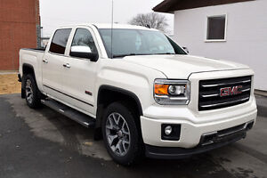 2014 GMC Sierra 1500 SLT All Terrain White Diamond