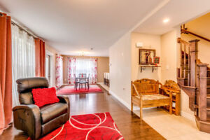 Executive Spacious 4 Bedroom Townhouse - $1,750 per month