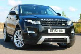 image for Range Rover Evoque 2.2 SD4 Dynamic - 9 Speed Auto