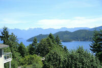 Fantastic View Lot in Gibsons