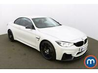 2017 BMW M4 M4 2dr DCT [Competition Pack] Auto Convertible Petrol Automatic