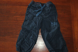 Cherokee size 2 lined pants $3