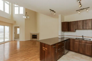 PENTHOUSE IN OLIVER-  High Ceilings, Open layout, 2 Storey