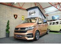 Volkswagen Transporter T6.1 t6 TDI DSG AURORA EXCLUSIVE EDT HLN CAMPERVAN 4