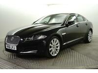 2011 Jaguar XF D PREMIUM LUXURY Diesel black Automatic