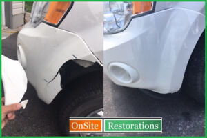 Auto Body Repairs: Speedy, affordable and MOBILE!