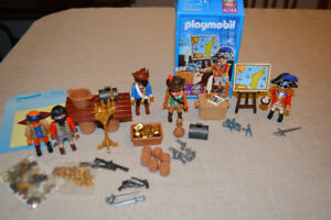Playmobil Pirate Lot - All for $20
