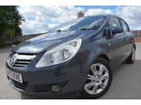 VAUXHALL CORSA DESIGN 1.4 16V 5 DOOR*SERVICE HISTORY*MAY 2019 MOT*HALF LEATHER*