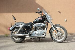 2005 Harley-Davidson XL883 - Sportster 883 Prince George British Columbia image 2