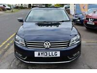 BAD CREDIT CAR FINANCE AVAILABLE 2013 Volkswagen Passat 2.0TDI ( 140ps )
