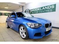 BMW 1 SERIES 118d M Sport [4X BMW SERVICES, SAT NAV and ?30 ROAD TAX]