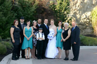 Intimate Wedding in Kelowna.   We take care of all the details!