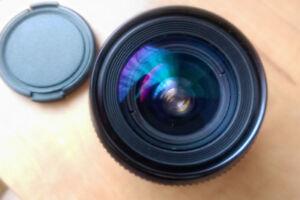 Vintage Kiron 24mm f/2.0 lens
