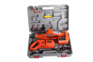NEW 3 Ton electric jack with Electric wrench