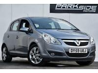 2009 Vauxhall Corsa 1.4 i 16v Design 5dr (a/c)